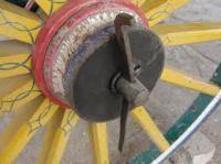 wheel-linchpin