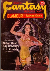 Copyright 1949; science fiction short stories from 1930, 1939, etc.