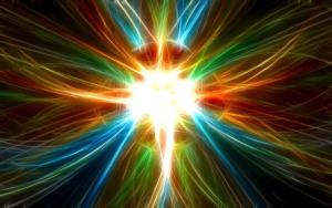 light-explosion